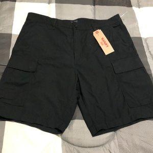 New Men's Levi's Cargo Shorts 36 black
